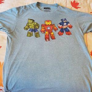 Marvel Avenger shirt